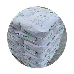 Titanium dioxide used for coating plasticized rubber leather printing tio2 R996  price