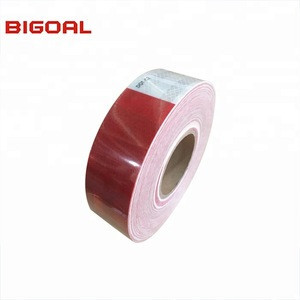 Truck and trailer accessory security PVC Acrylic material DOT reflective tape