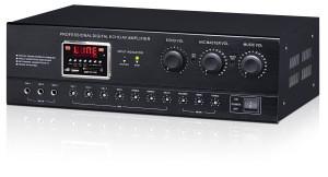 USB Bluetooth 150w Mixing Audio Karaoke Power Amplifier Professional