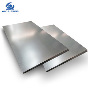 Wholesale Hot Rolled Silver Metal Sheet for Transportation Tools, Aerospace, Railway, Ship Build