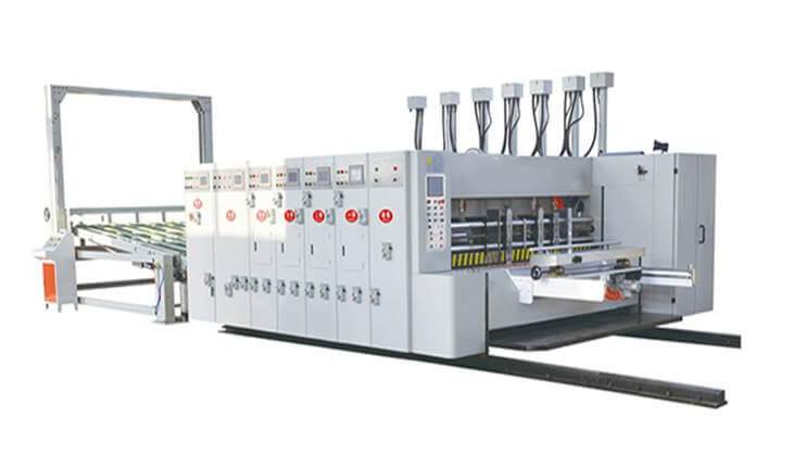 Carton Printing Machines