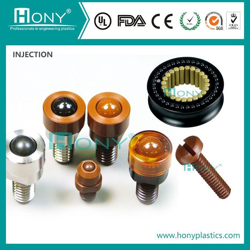 PEEK/PPS/PAI/PVDF/PPSU Injection Molding Parts