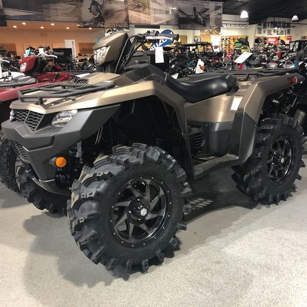 2019 KingQuad 750AXi Specifications