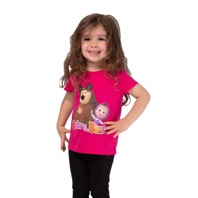 Masha and The Bear Brand Licensed Products for Kids