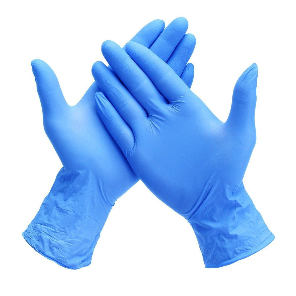 Malaysia Nitrile Examination Gloves with CE and FDA Certification