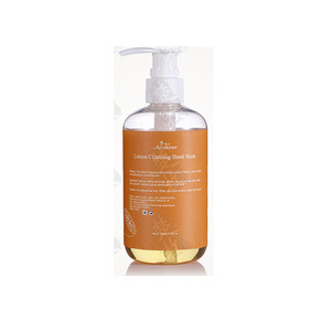 100% Natural Lemon Cleansing Liquid Hand Wash Soap
