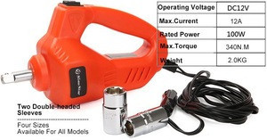 12V Electric Car Jacks with LED light and Wrench
