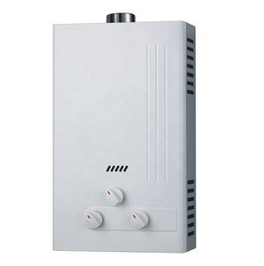 6-20L tankless instant bathroom shower gas water heater lpg or natural gas type