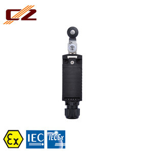 ATEX and IECEx Certified Explosion Proof IP66 Limit Switches