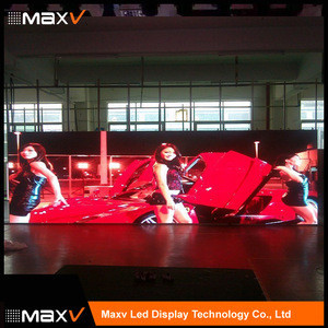 Australia Market p6 indoor video panel billboard stage show led display screen optoelectronic displays
