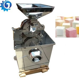 Automatic cubic sugar product line auto cubic sugar cubes making machine plant equipment