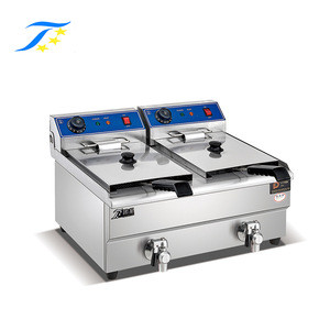 Automatic Electric Deep Fryer For Commercial Use