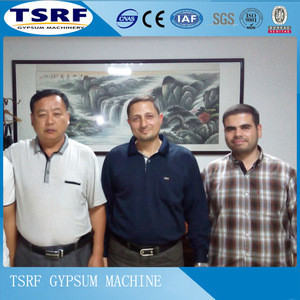 Automatic gypsum powder factory from china