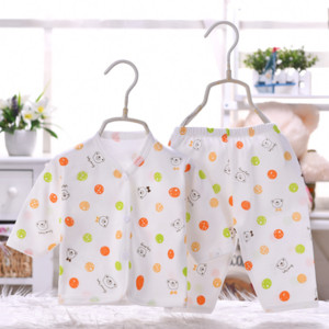 Autumn style baby clothes baby suit newborn underwear baby clothes pure cotton two-piece set for autumn