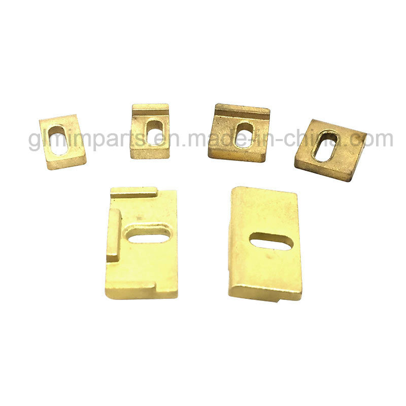 Custom Brass Parts with Powder Metallurgy Process for Mechanicals