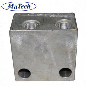 Custom Forged Fabrication Services CNC Part