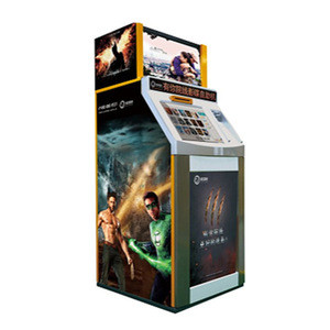 DVD Vending and Rental Kiosk for DVD Video Automatic Rental Machine