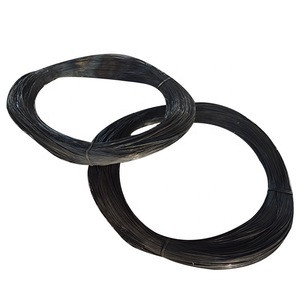 Factory supply black annealed wire 1.5mm black annealed iron wire
