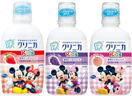 Flovores TOOTH PASTE/LIQUID MADE in JAPAN For Kids