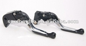 Foldable Adjustable Motorcycle Brake and Clutch Levers