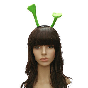 Halloween Children's Day Props Cosplay Animal Headwear Cute Ant Head Hoop Insect Horn Headband
