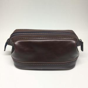 High Quality PU Leather Shoe Shine Bag / Shoe Care Kit/Shoe Polish Set