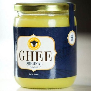 High Quality Pure, Unsalted & Cream Based Cow GHEE Butter