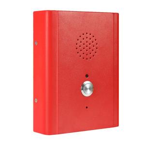 Industrial Application SOS Vandal-proof Emergency Audio Intercom
