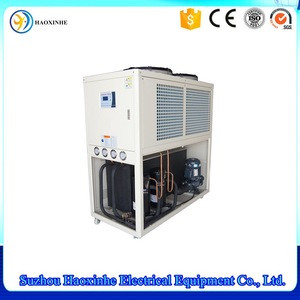 Mini air conditioner Air Cooled Chilled Water System / Air Cooling Units