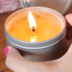 Multi Fragrance Massage Candles Body Massage Oil Scented Soy Candles