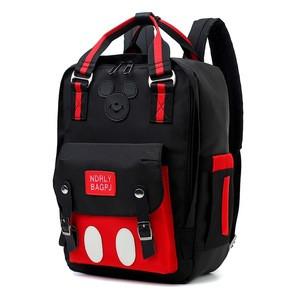 New Fashion Style Travel Large Fashion Fully-opened Mummy Mom Baby Diaper Bag Backpack