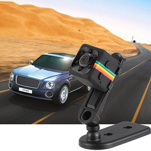 SQ11 Mini Camera HD 1080P Night Vision Camcorder Car DVR Video Recorder Sport Digital Camera DV Camera For Car Driving recorder