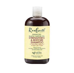 Strengthen&Restore shampoo with shea butter,peppermint&apple cider Clean scalp Repair damage moisturizing hair shampoo