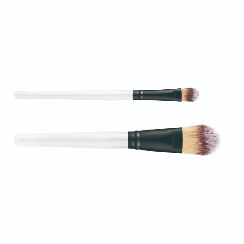 Synthetic Hair Blending Personalized Brushes Makeup Brush Set Cosmetic Brush 12 PCS