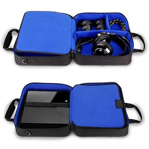 Travel Protective PS4 Controller Hard Shell Case 360 Wireless Controller Case