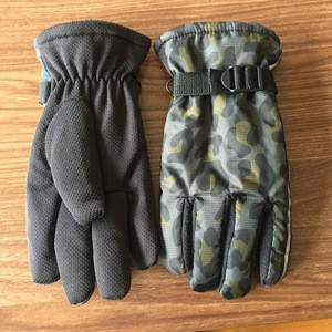 Wholesale mens ski gloves /winter waterproof  ski gloves/waterproof ski gloves