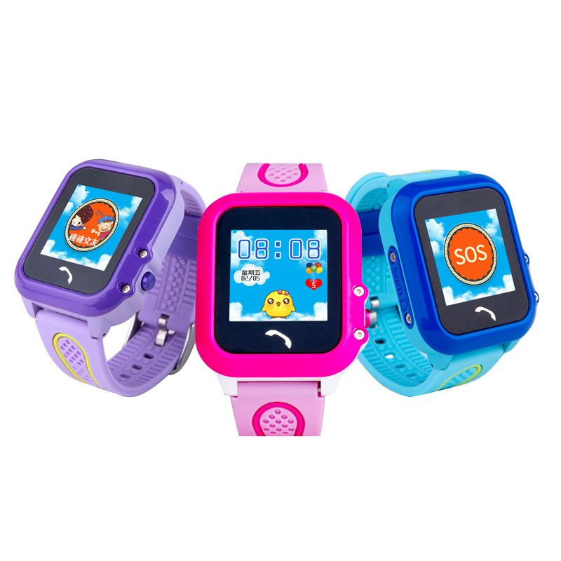 Smart GPS Positioning Watch phone for kids