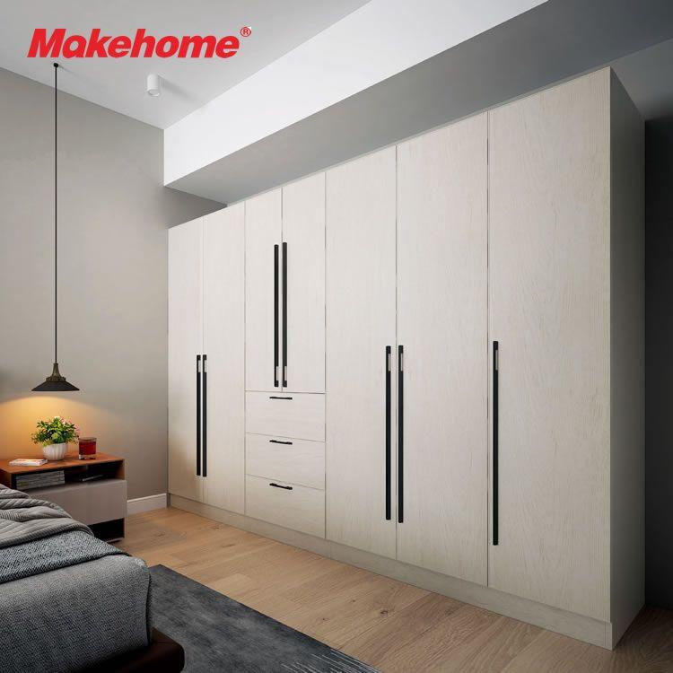 New trending Aluminum wardrobe closet Zero Formaldehyde