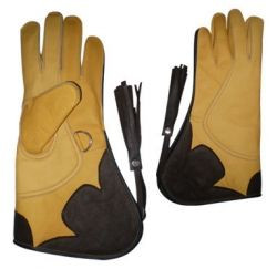 ISM-0011-3-  Falcony Leather Gloves