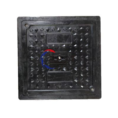 SMC 300x300 C250 Manhole Cover  With Weather Resistance
