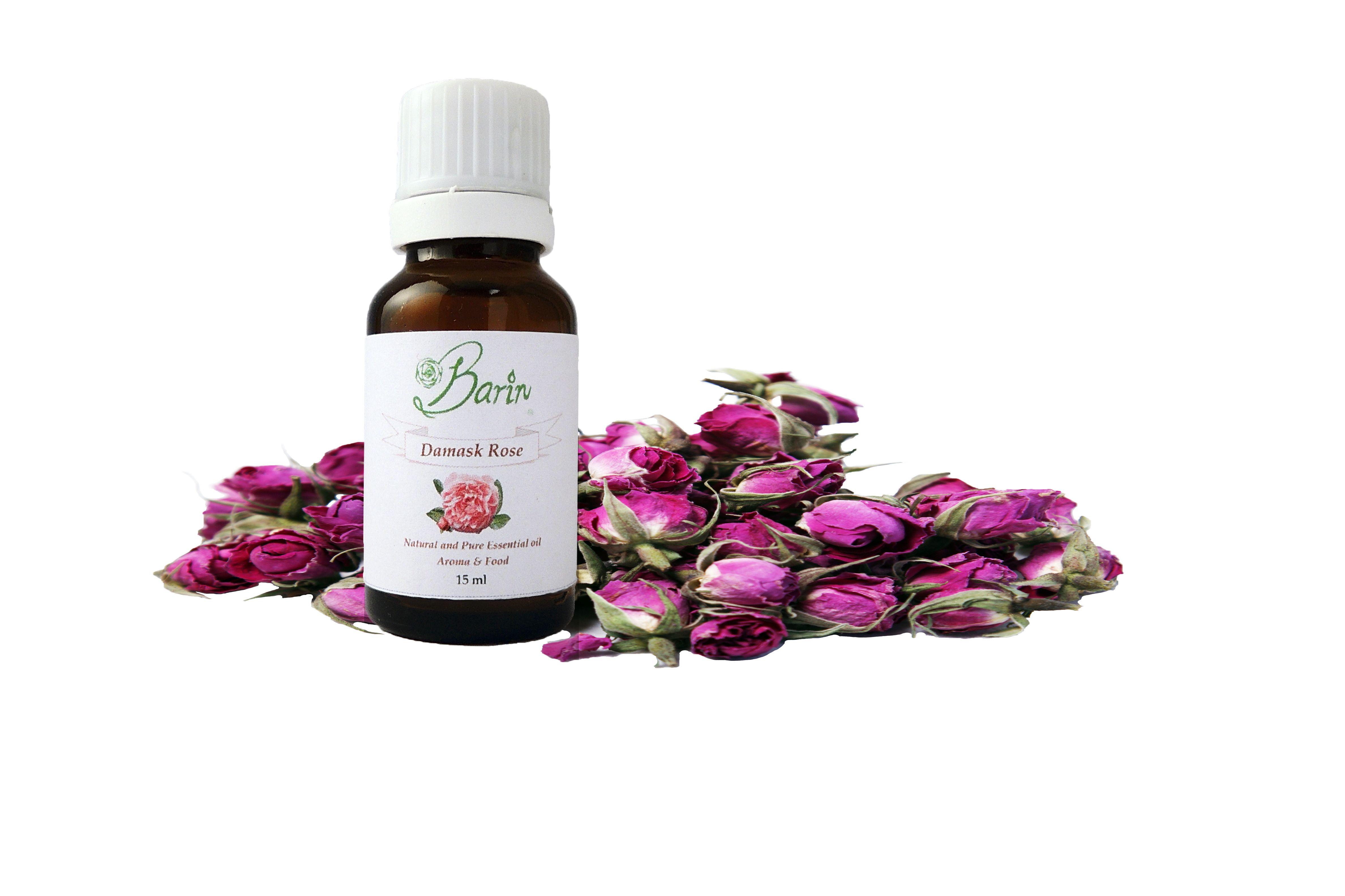 Natural Herbal Plants' Essential Oils and Extracts