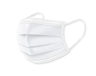 Disposable civil / medical / surgical face mask