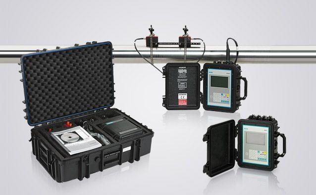 Siemens Portable ultrasonic flowmeter SITRANS FUP1010