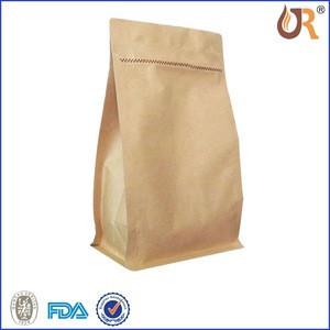12cm*22cm+5cm*200mic High Quality Eight Edge Sealing Organza Bag Clear Bag Heat Seal Bags