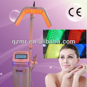 2014 the best PDT LED therapy machine, light photon color PDT treatment machine