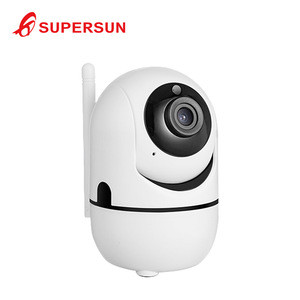 2018 New Adorkable egg Intelligent Auto Tracking PAN/Tilt Baby camera