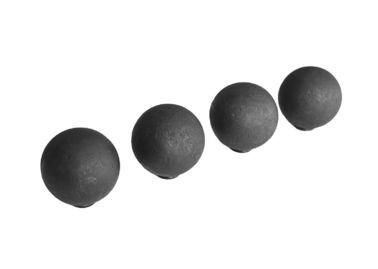 """4"""" Steel Ball of 75Mncr Forged for Copper Concentrate"""