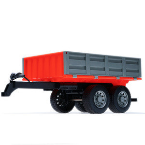 Children Remote Control Toys RC Farm Tipping Trailer Truck For Sale
