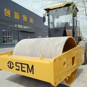 construction machinery sem8220 soil compactor