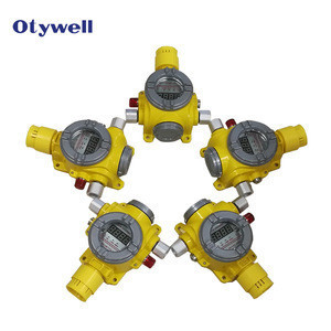 Explosion-proof led display hydrogen sulfide h2s gas detector